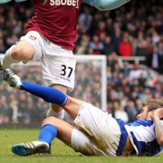 Soccer - Barclays Premier League - West Ham United v Birmingham City - Upton Park