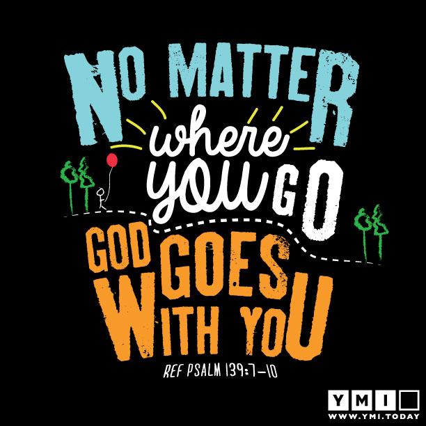 Ref Psalm 139:7-10