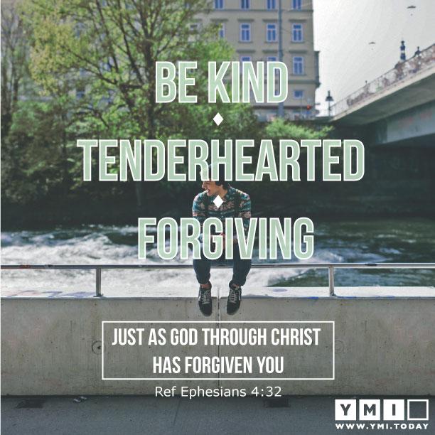 Ref Ephesians 4:32