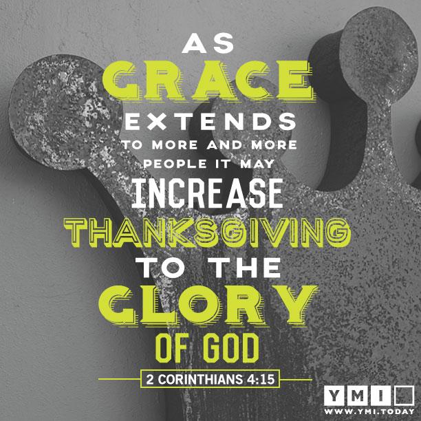 2 Corinthians 4:15