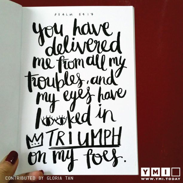 Psalm 54:7