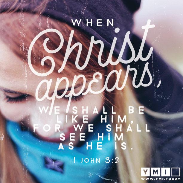 1 John 3:2