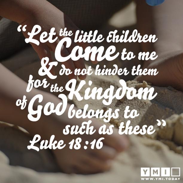 Luke 18:16