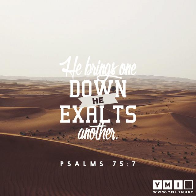 Psalms 75:7