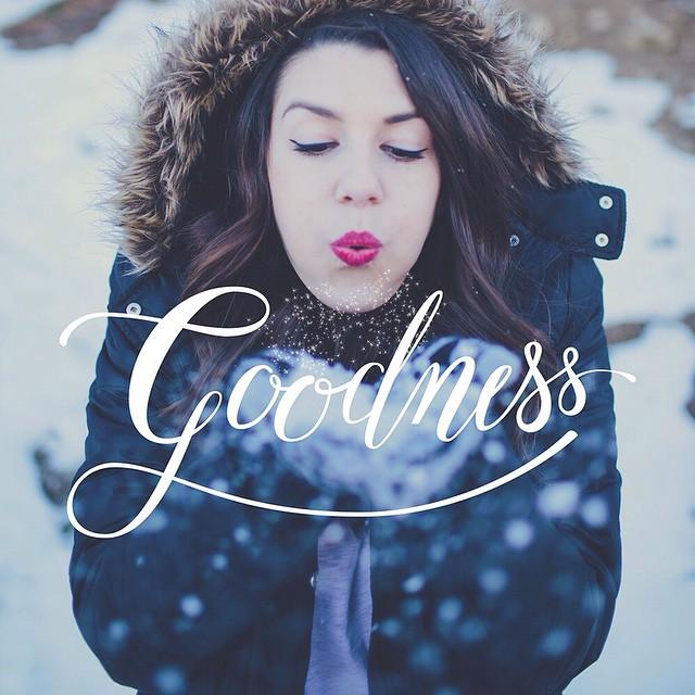 06 - Goodness