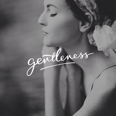 07 - Gentleness