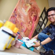 Artist-Galih-Suseno--Why-Am-I-Painting