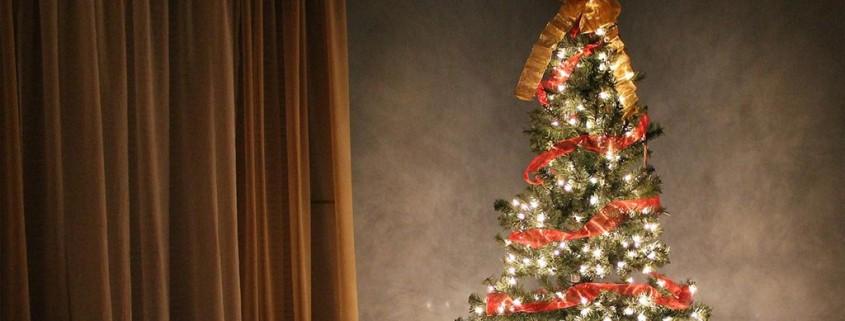 Why I Set Up A Christmas Tree Every year