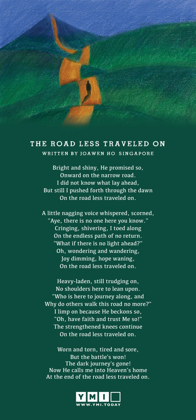 The-Road-Less-Traveled-On