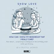 1 SHOW LOVE