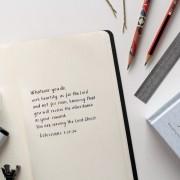 September -lettersbychrissy